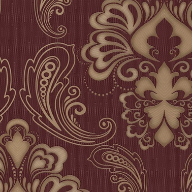 Duka Duvar Kağıdı Legend Paisley DK.81152-5 (16,2 m2) Renkli